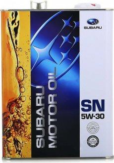 fig621620t1l SUBARU Масло моторное Subaru Motor Oil 5W-30 (1 л)